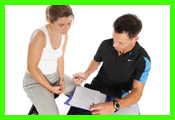 Free Consultation by Personal Trainer: Sarah Nield